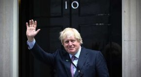 BORİS JOHNSON'IN YENİ KABİNESİ