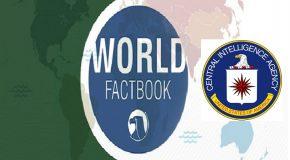CIA WORLD FACTBOOK VERİLERİNDE TÜRKİYE