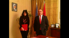 INTERVIEW WITH THE AMBASSADOR OF ALBANIA IN ANKARA MR. GENCI MUÇAJ