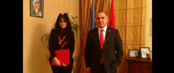 INTERVIEW WITH THE AMBASSADOR OF ALBANIA IN ANKARA MR. GENCI MUÇAJ