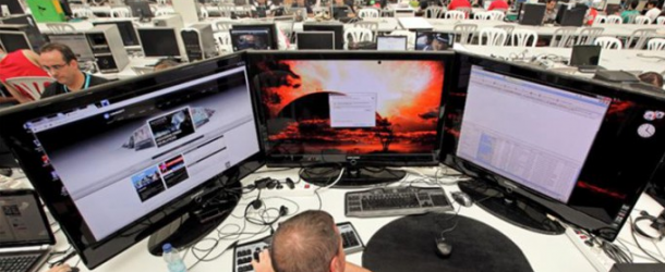 CYBERWARFARE: WORLD'S NEW PERILOUS HORIZON