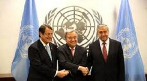 FINAL ROUND OF CYPRUS UNIFICATION TALKS