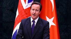 BRITISH PM DAVID CAMERON SET TO VISIT TURKEY THIS WEEK