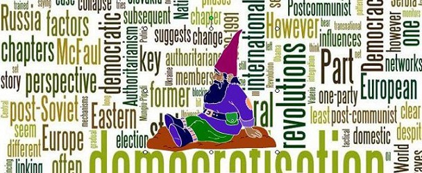 DEFINING AND STUDYING DEMOCRATIC TRANSITION