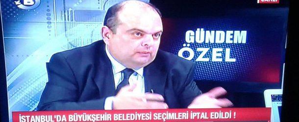 DR. DENİZ TANSİ, KANAL B'DE 'GÜNDEM ÖZEL' PROGRAMINA KATILDI