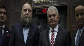 """TÜRK DIŞ POLİTİKASINDA """"AVRASYACILIK"""" GÜÇ KAZANIYOR"""