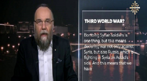 RUS PROFESÖR ALEKSANDR DUGİN'E GÖRE RUSYA'NIN SURİYE'DEKİ VARLIK NEDENLERİ