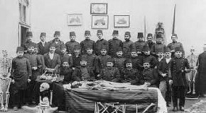 A BRIEF LOOK AT TURKISH FOREIGN POLICY: 1774 TO 1915