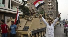 MISIR'DA MURSİ'YE ORDU DARBESİ