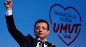 UNE NOUVELLE STAR DE LA POLITIQUE TURQUE : LE MAIRE D'ISTANBUL EKREM İMAMOĞLU