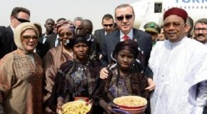 VOLKAN İPEK'TEN 'TURKEY'S FOREIGN POLICY TOWARDS SUB-SAHARAN AFRICA'