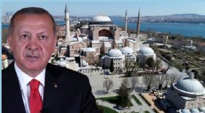 HAGIA SOPHIA CONTROVERSY: THE CHANGING STATUS OF THE HISTORICAL SANCTUARY