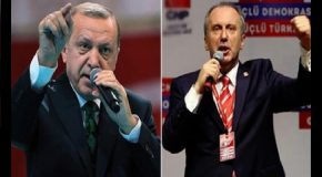 COULD MUHARREM INCE DEFEAT ERDOĞAN AND WIN TURKISH PRESIDENCY?