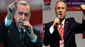 TURKEY'S 2018 PRESIDENTIAL ELECTION: ERDOGAN VS. MUHARREM INCE