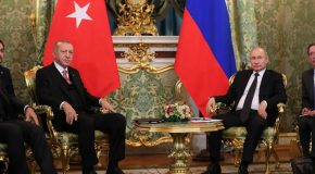 "DOÇ. DR. OZAN ÖRMECİ'DEN YENİ MAKALE:""TURKISH-RUSSIAN RELATIONS DURING AK PARTI RULE: COULD ECONOMIC PARTNERSHIP TRANSFORM INTO A STRATEGIC PARTNERSHIP? A REALISTIC OUTLOOK"""