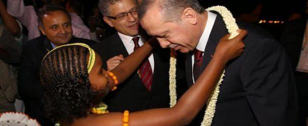 TAYYIP ERDOGAN'S AFRICAN ROMANCE