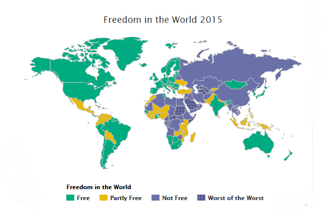 freedom house 2015