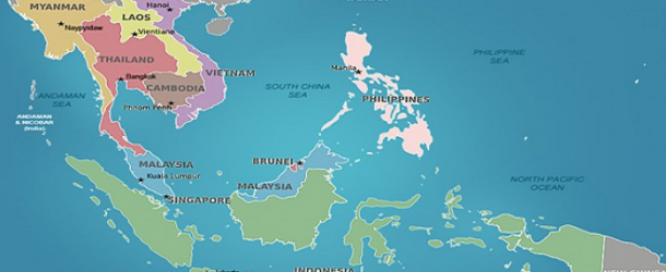 SOUTH-EAST ASIA AT THE CROSSROADS OF GEOPOLITICAL STRATEGIES