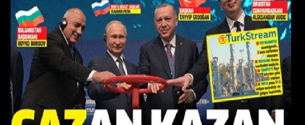 TÜRK AKIMI, 21. YÜZYILDA TÜRK-RUS İLİŞKİLERİ AÇISINDAN BİR 'KAZAN-KAZAN' PROJESİ MİDİR?