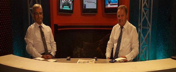 PROF. DR. GHADIR GOLKARIAN ADA TV'DE ABD-İRAN GERGİNLİĞİNİ YORUMLADI