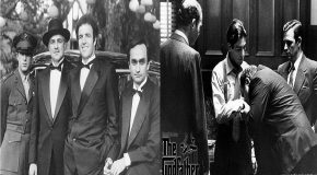 THE GODFATHER MOVIE: COMPARISON BETWEEN CORLEONE FAMILY AND PRIVATE FIRMS