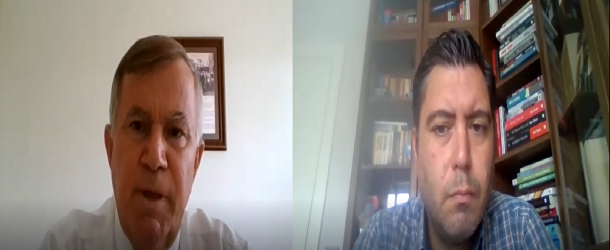 EMEKLİ TÜMGENERAL DR. HÜSMEN AKDENİZ'LE MÜLAKAT: TÜRK-AMERİKAN İLİŞKİLERİ