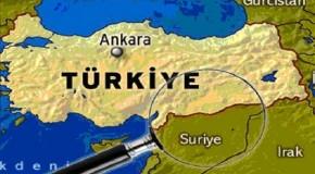 TÜRKİYE'NİN İTİBARI VE SURİYE