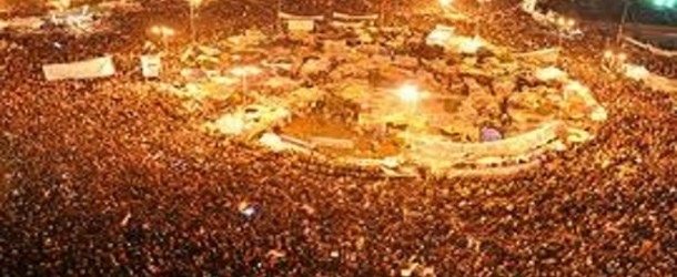 THE ARAB SPRING: A CONSPIRACY THEORY OR NATION'S WILL?