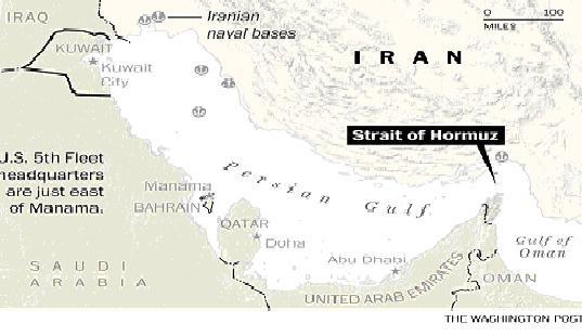 iran hürmüz