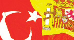 """UPA YAZARI ÖZCAN ÖĞÜT'TEN YENİ BİR KİTAP: """"YAKIN DÖNEM TÜRKİYE-İSPANYA İLİŞKİLERİ VE İSPANYA SİYASETİ"""""""