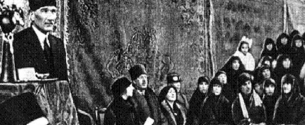 İZMİR İKTİSAT KONGRESİ-1923