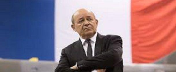 FRANSA DIŞ İŞLERİ BAKANI JEAN-YVES LE DRIAN'IN CFR KONUŞMASI