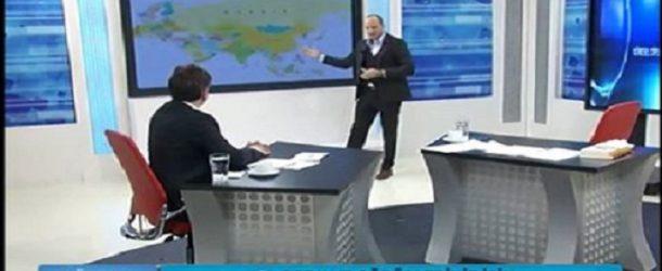 "UPA YAZARI FURKAN KAYA, ""KÜRESEL DİPLOMASİ"" PROGRAMINDA DR. ALTAY ATLI'YI KONUK ETTİ"
