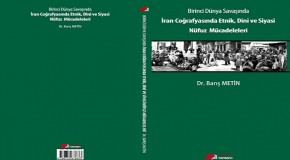 UPA YAZARI DR. BARIŞ METİN'DEN YENİ KİTAP ÇALIŞMASI