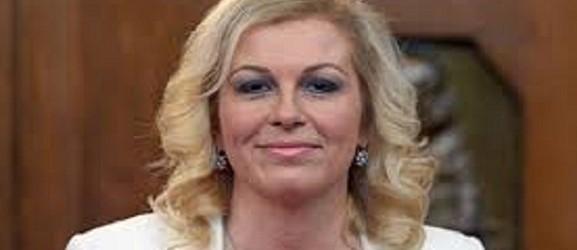 HIRVATİSTAN'DA YENİ CUMHURBAŞKANI KOLINDA GRABAR-KITAROVIC