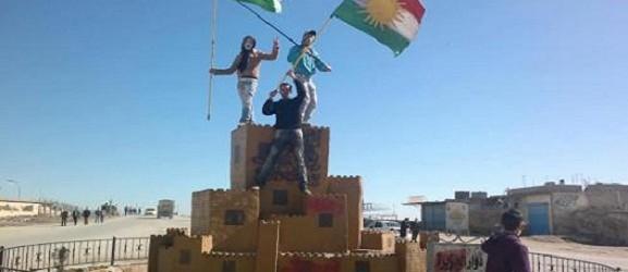KUZEY IRAK'TAN SONRA KUZEY SURİYE KÜRT YÖNETİMİ'NE DOĞRU