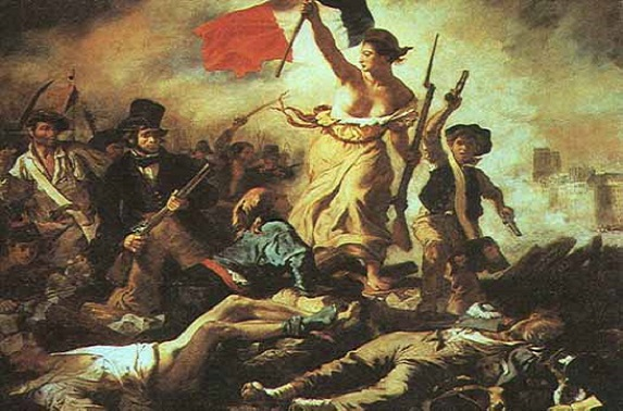 the changes brought to france and america by the french and the american revolutions Societal impacts of the american revolution the patriots tenaciously asserted american rights and brought the revolution the anglican church in america.