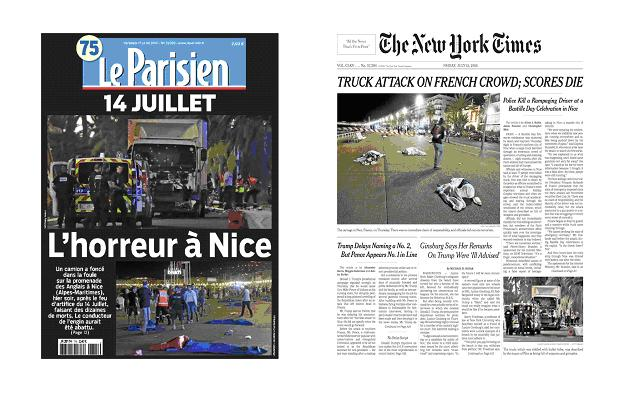 le parisien-new york times