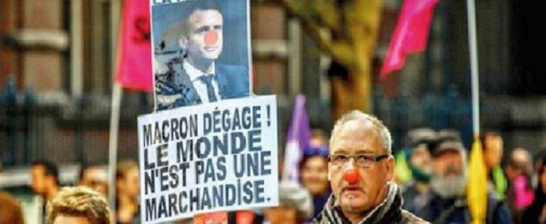 FRANSA'DAKİ GREV VE PROTESTOLARIN SERENCAMI