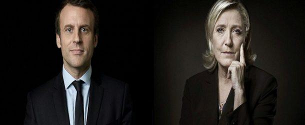 MACRON VS. LE PEN: FRANSA YENİ CUMHURBAŞKANI'NI SEÇİYOR