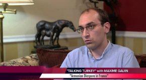 FRANSIZ TARİHÇİ DR. MAXIME GAUIN'LE RÖPORTAJ
