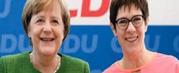 """""""SON UNİCORN"""":  HRİSTİYAN DEMOKRAT PARTİ (CDU) VE YENİ LİDERİ ANNEGRET KRAMP-KARRENBAUER'İN GELECEĞİ"""