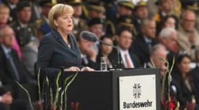 NEW DEFENSE STRATEGY: GERMANY READYING FOR WAR?