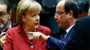MERKEL VE HOLLANDE SKANDALA EL ATTI
