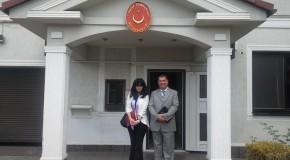 T.C. KİŞİNEV (MOLDOVA) BÜYÜKELÇİSİ SAYIN MEHMET SELİM KARTAL İLE RÖPORTAJ