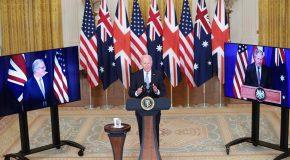 ABD, BİRLEŞİK KRALLIK VE AVUSTRALYA'DAN AUKUS GİRİŞİMİ