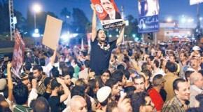 MISIR'DA SESSİZ DEVRİM