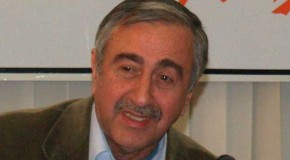 TURKISH CYPRIOTS ELECT MUSTAFA AKINCI AS THEIR NEW PRESIDENT OF THE REPUBLIC