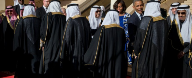 SAUDI ARABIA AND THE US: FROM ALLIES TO RIVALS?
