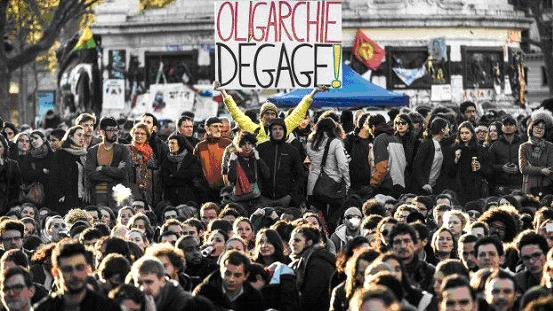 oligarşi defol
